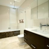 Moderm Bathroom Renovation